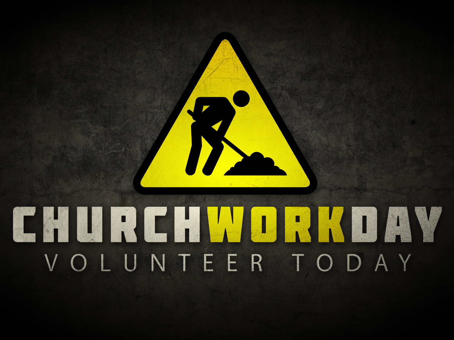 All Church Work Day
