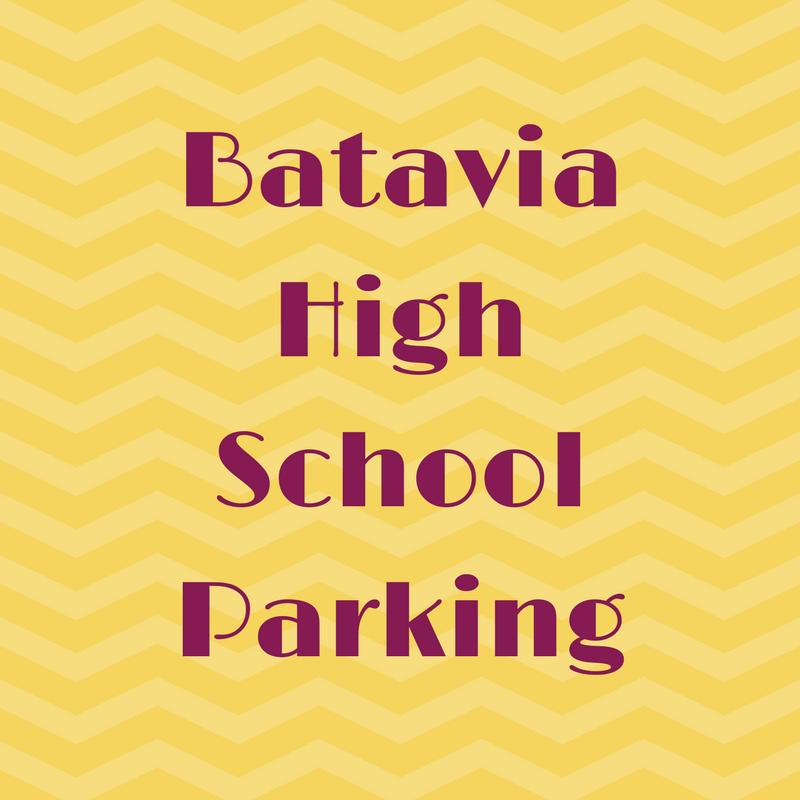 High School Parking