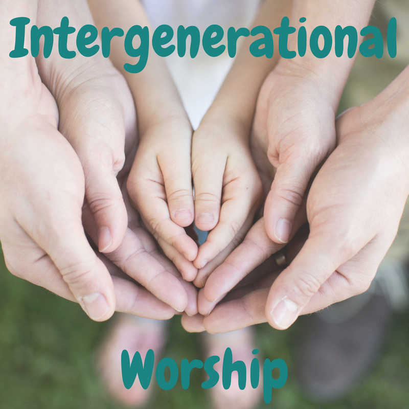 Intergenerational Worship
