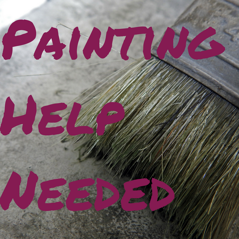 Painting Help Needed