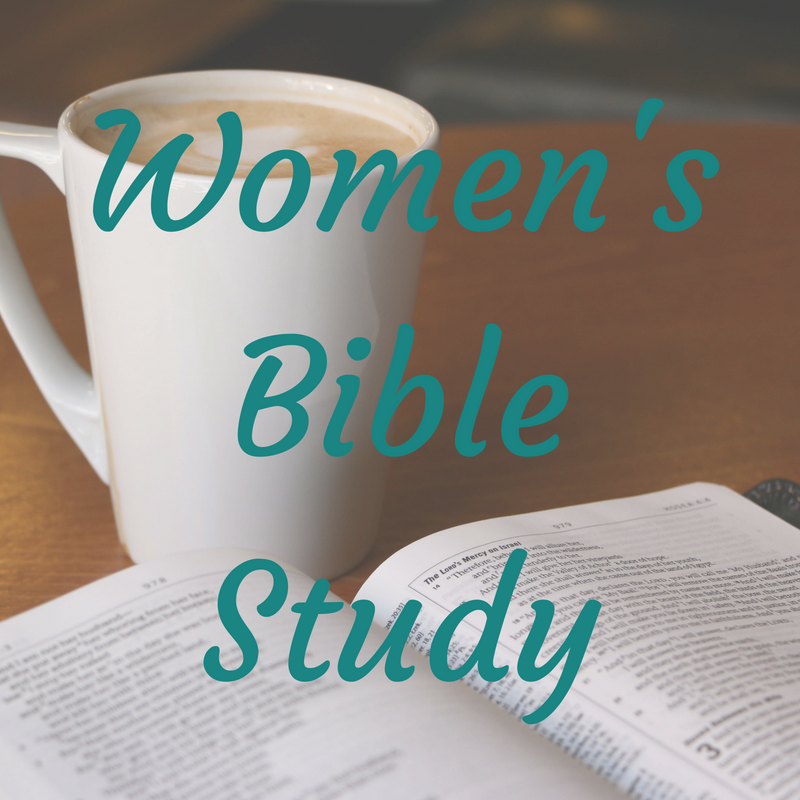 Women's Bible Study – NEW NIGHT