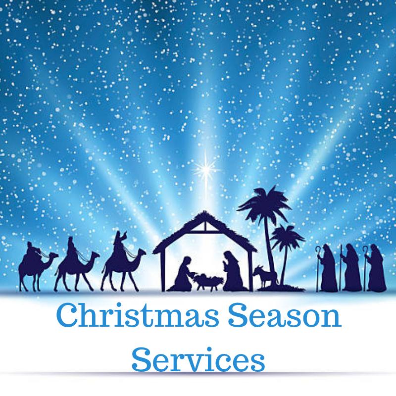 Christmas Season Services