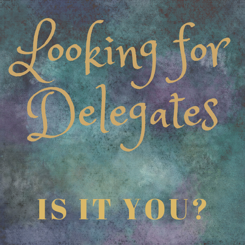 Call for Annual Meeting Delegates