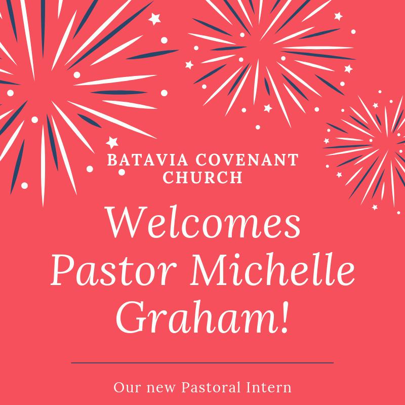 Pastor Michelle Graham